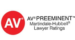 AV Preeminent | Martindale-Hubbell Lawyer Ratings